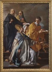 San Benedetto, San Gennaro e Santto Stefano