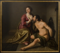 Cimon and Pero / Roman Charity